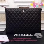 Chanel Clutch สีดำ