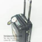 กระเป๋าล้อลาก 20 นิ้ว สีดำ แบรนด์ Hipolo ของแท้
