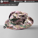 หมวกเดินป่าปีกกว้าง โทน CP Camo รหัส CP010