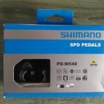 บันไดคลีท Shimano รุ่น PD-M540 สีดำ