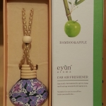 Eyun aroma Car Air Bamboo&Apple 15ml.Price ราคา 200 บาท.