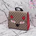 กระเป๋า Fashion งานเกาหลี แบบของGucci แมวเหมียวแสนน่ารัก งานสวยเนี๊ยบ