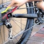 ดูแลรักษาจักรยาน