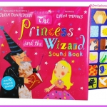 The Princess And The Wizard - Sound Book