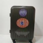 กระเป๋าเดินทาง ล้อลาก 24 นิ้ว สีกาแฟ