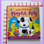 Hide-and-Seek Playful Pets