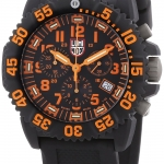 Luminox รุ่น Luminox 3089 Men's Navy SEAL Orange Colormark Chronograph