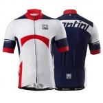 **สินค้าพรีออเดอร์**2015 New!! เสื้อปั่นจักรยานแขนสั้น Santini