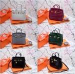 กระเป๋า Fashion งานเกาหลี แบบของHermes birkin 25 งานสวยเนี๊ยบ