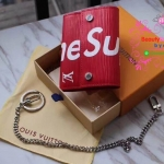 Louis vuitton Supreme wallet งานHiend Original