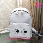 Anya backpack สีขาว งานTOP MIRRORเกาหลี