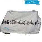 พร้อมส่ง(ผ้าคลุมรถ) รถจักรยาน (กันแดด กัน UV) อุปกรณ์รถจักรยาน (สีใส)