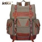 กระเป๋าเป้ KAKA 925 สีเขียว