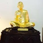 หลวงปู่ทิม วัดระหารไร่ ระยอง พระบูชารูปเหมือน หน้าตักกว้าง 9 นิ้ว องค์นำฤกษ์ ปิดทองคำเปลวแท้ เลข 36 (เลขสวยรวมกันได้ 9) พิธีปลุกเสก 15 มิถุนายน 2557 สอบถามบูชาได้ค่ะ 0611859199