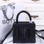 Boyy bag สีดำ งานHiend 1:1