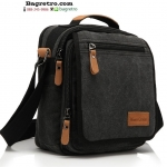 กระเป๋าสะพาย Moore carden สีดำ