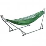 เปลญวนเด็ก Autoru รุ่น Premium hammock (สีเขียว)