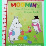 MooMin's Secret Surprise - Sticker Book (Over 100 Moomin Stickers)