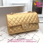 Chanel Classic สีทอง งานTOP MIRRORเกาหลีระดับHiend Original