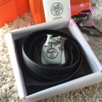 Hermes belt สีดำ งานHiend Original