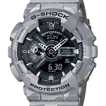 Casio G-Shock Analog-Digital Camouflage Men's Watch รุ่น GA-110CM-8A