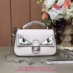 Fendi mini bag สีขาว งานHiend