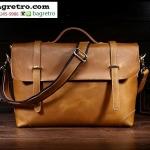 กระเป๋าหนังแท้ BRT-061 sizeL