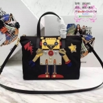 Prada Robot nylon bag งานHiend