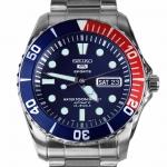 นาฬิกา SEIKO 5 Sport Automatic Pepsi SNZF15K