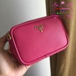 Prada mini สีชมพูบานเย็น งานHiend