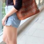 กระเป๋า Fashion ทรงยอดนิยม ทรงshopping bag