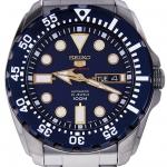 SEIKO 5 Sport Submarine Blue SRP605K