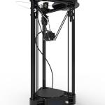 ชุดประกอบ DIV เครื่องพิมพ์ 3D Printer แบบ Delta ID5 (Nylon Wheel)