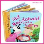 Old Macdonald Had a Farm - Little Singing Rhymes (Boardbook)