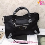 Balenciaga Edge City Bag สีดำ งานTOP MIRRORเกาหลีระดับHiend