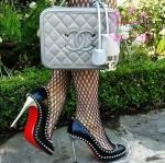 กระเป๋า Chanel 9 นิ้ว รุ่น Vanity bag