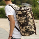 กระเป๋า Backpack สัญลักษณ์แห่งการเดินทางแบบประหยัด และการท่องเที่ยวสไตล์ธรรมชาติ
