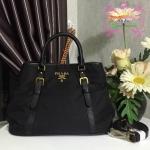 Prada Nylon bag สีดำ งานHiend Original