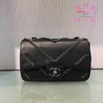 Chanel bag สีดำ งานHiend Original