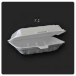 K-2(912) กล่องข้าวก้นจีบ