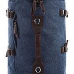 TR01-Blue กระเป๋าเป้เดินทาง ผู้ชาย สีน้ำเงิน