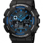 Casio G-Shock รุ่น GA-100-1A2DR