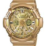 Casio G-Shock Limited Model Crazy Gold series รุ่น GA-200GD-9A