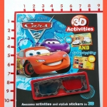 Disney Pixar Cars - 3D Activities