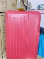 กระเป๋าเดินทาง ขนาด 28 นิ้ว รุ่น N005 สีแดง