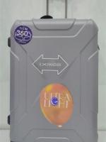 กระเป๋าเดินทางล้อลากไฟเบอร์ HIPOLO 28 นิ้ว H1183