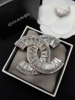 Chanel Brooch เพชรเต็ม