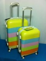 กระเป๋าเดินทางลายหวานเย็น ไซส์ 24 นิ้ว