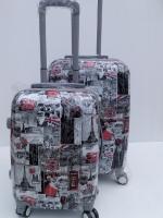 กระเป๋าเดินทาง ราคาถูก ขนาด 24 นิ้ว ลายสวย