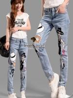 Seoul Secret Say's ... Shopping Girl Denim Jeans